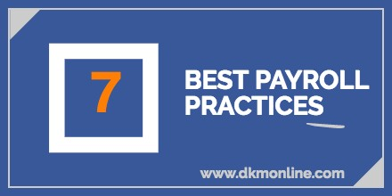 Best Payroll Practices and Significance