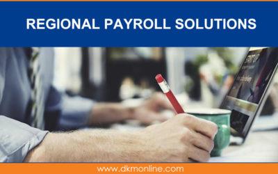 REGIONAL PAYROLL SOLUTIONS
