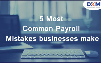 5 Most Common Payroll Mistakes businesses make