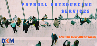 How can we save costs by Outsourced Services?